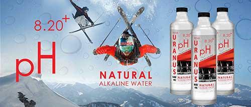 Hourin natural alkaline water